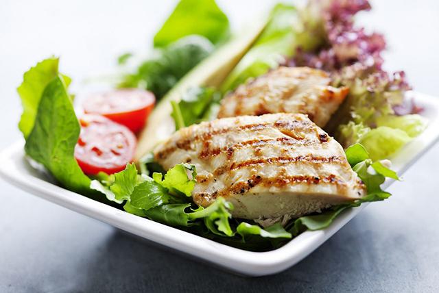 pileshka salata