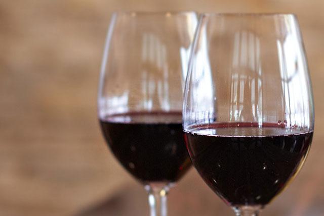 cherveno vino